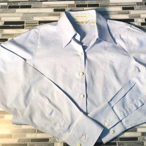 Light blue Eddie Bauer dress shirt